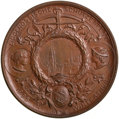 1895 Winterthur Shooting Medal