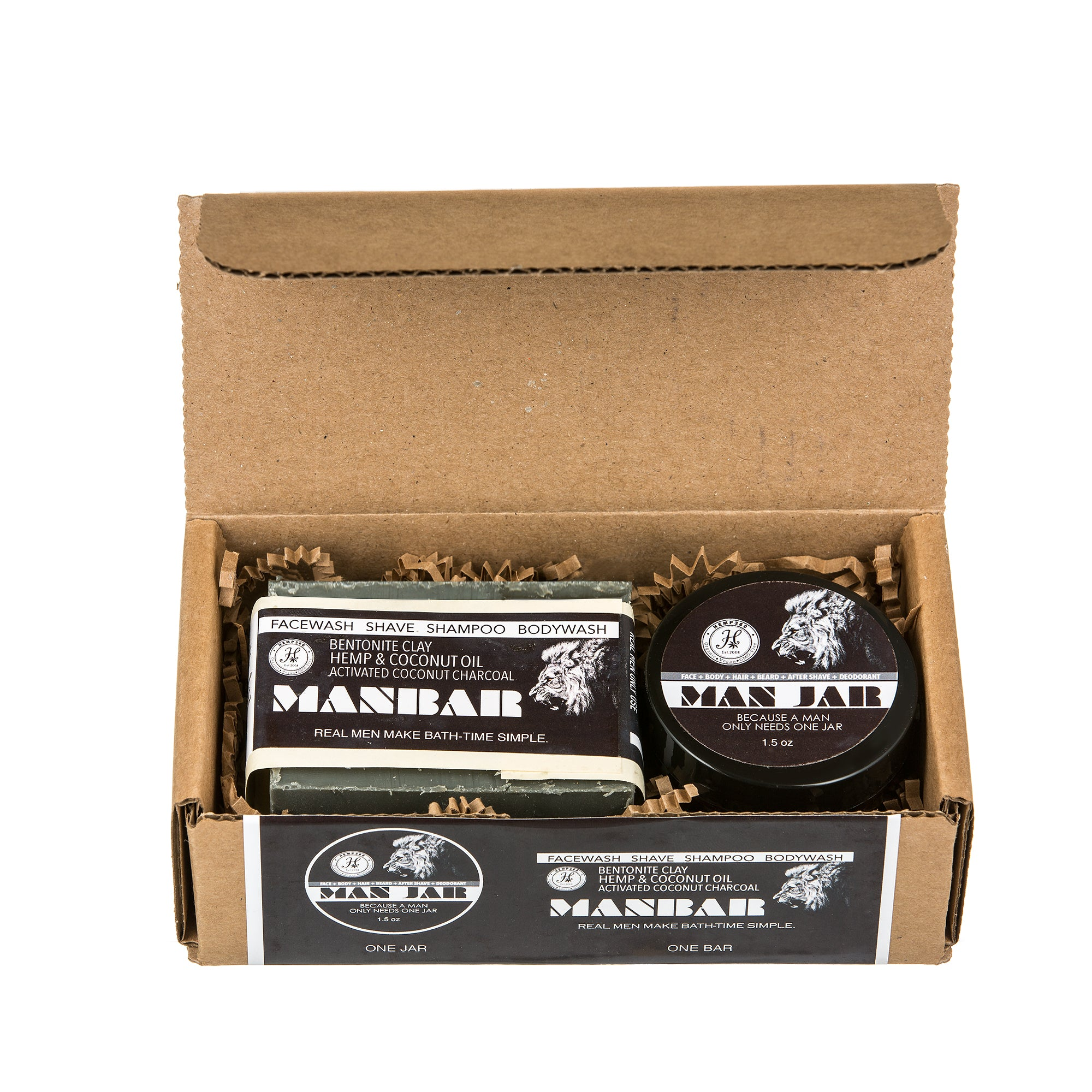 Man Box - HEMP360
