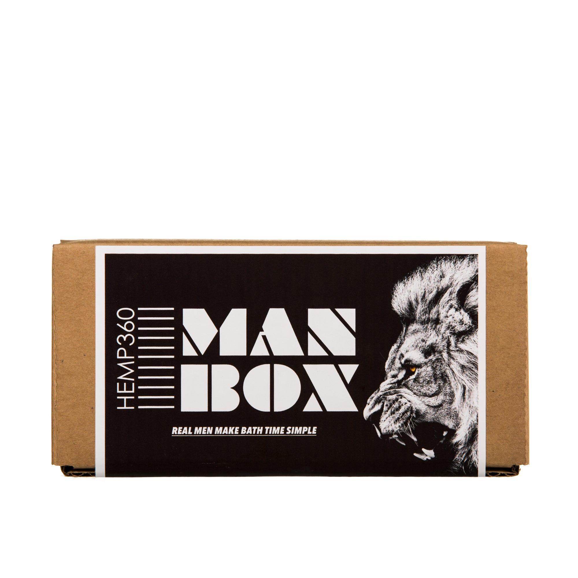 Man Box w/ Hemp Extract - HEMP360