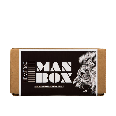 Man Box - Hemp Extract