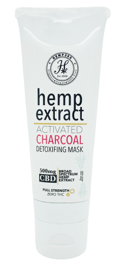 Coconut Charcoal 500mg CBD