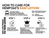 Skin Repair Raw Lotion