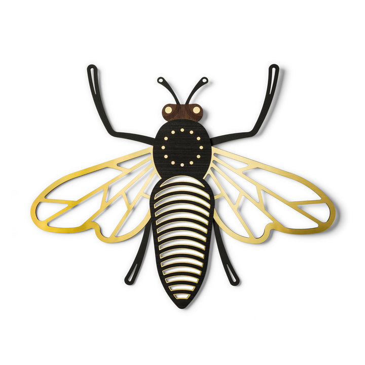 Bee wall decor - Umasqu