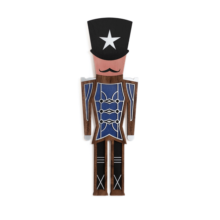Nutcracker wall decor - Umasqu
