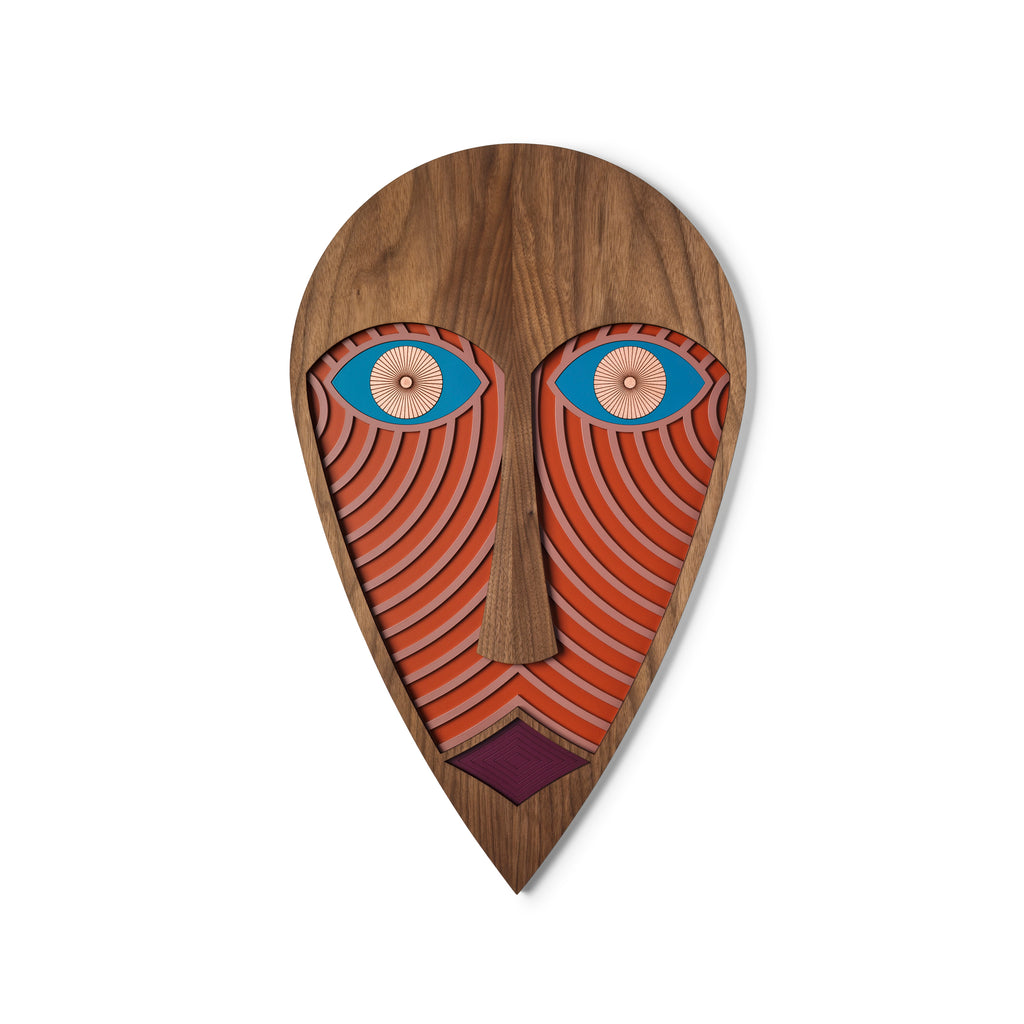Modern African Mask Wall Masks Collection