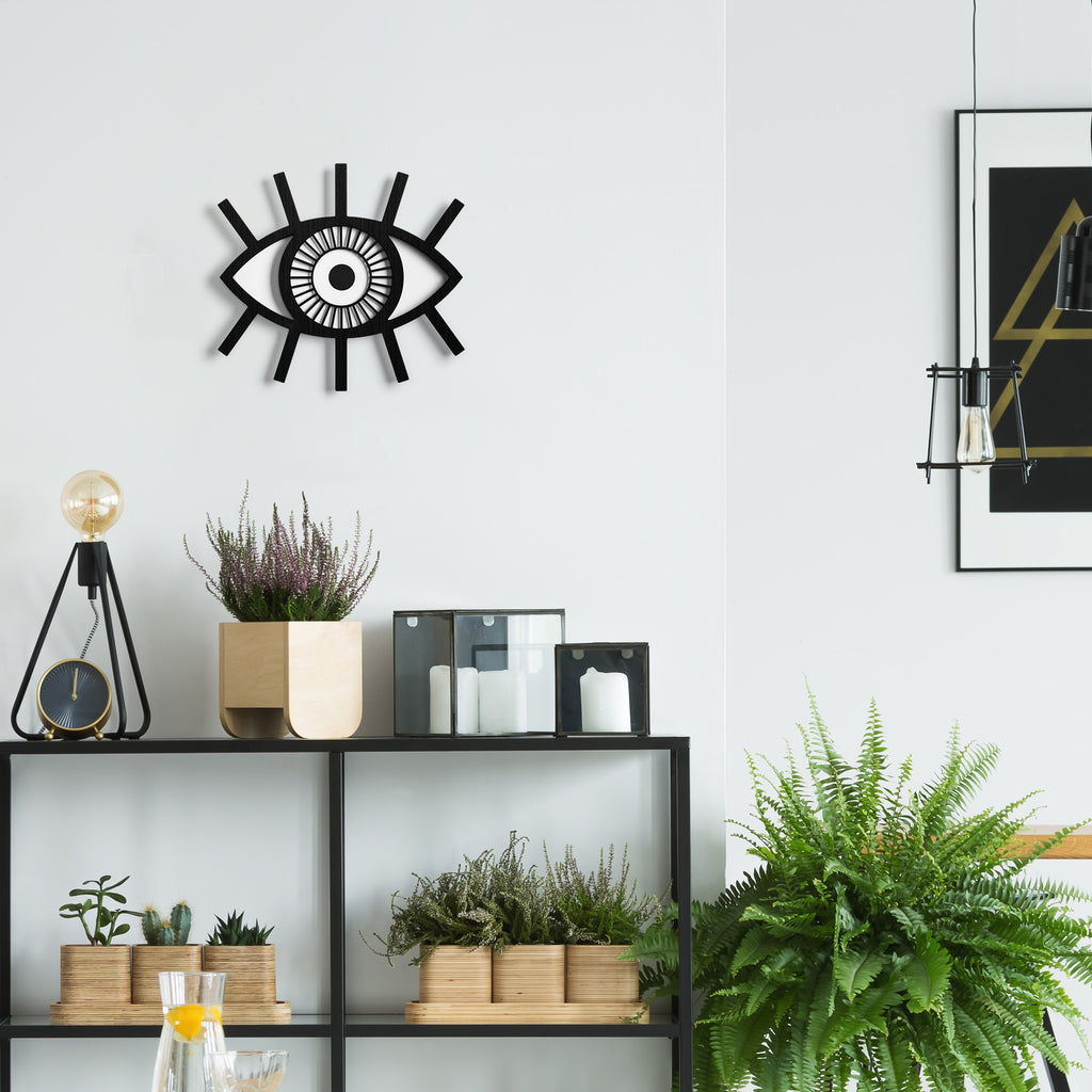 black eye wall decor - Umasqu