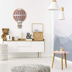 hot air ballon wall decor - Umasqu