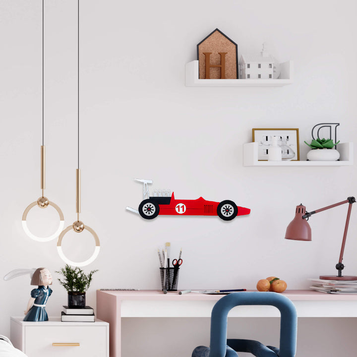 Racing Car wall decor - Umasqu