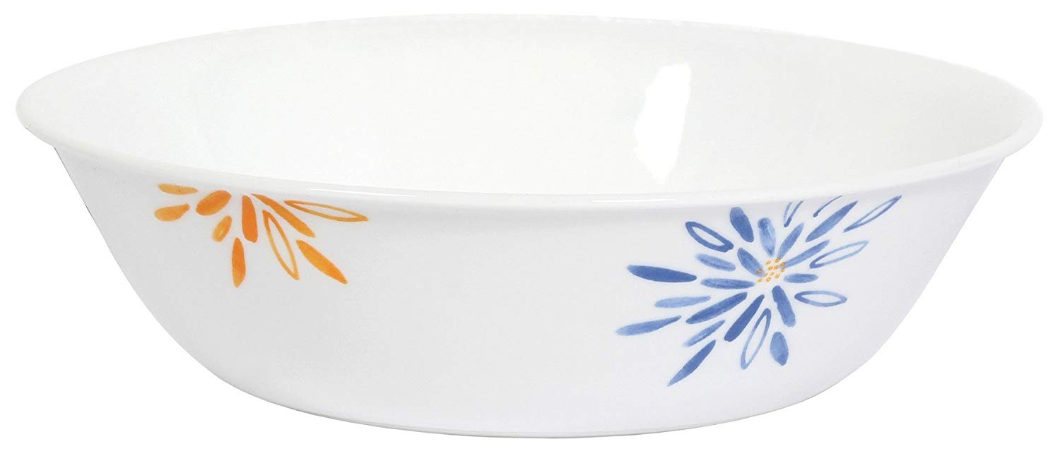 CORELLE CARNIVAL SERVING BOWL