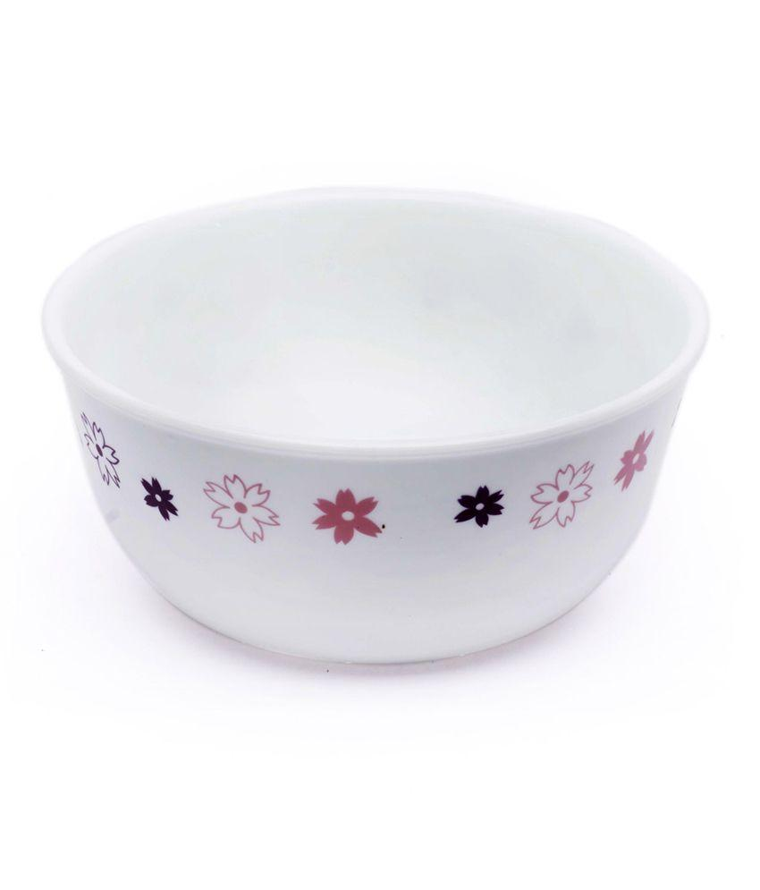 CORELLE FLORAL FANTASY CURRY BOWL