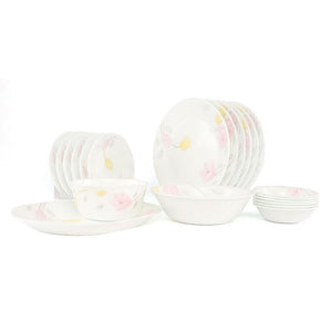 CORELLE ELEGANT CITY 21PCS DINNER SET