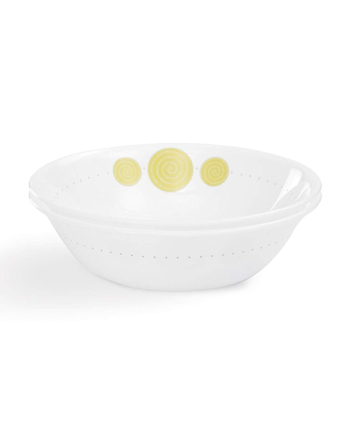 CORELLE SPIRAL SERVING BOWL