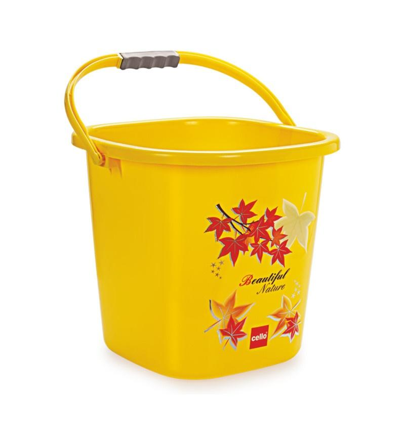 CELLO ESQUARE  BUCKET 16L