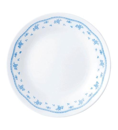 CORELLE MORNING BLUE 14PCS DINNER SET