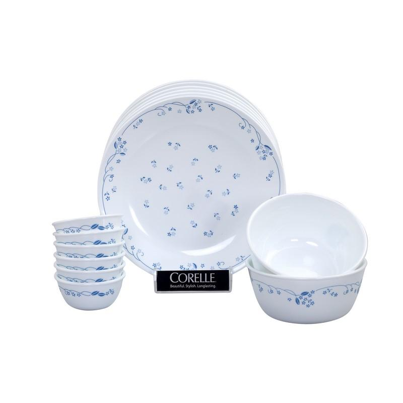 CORELLE PROVINICAL BLUE 14PCS DINNER SET