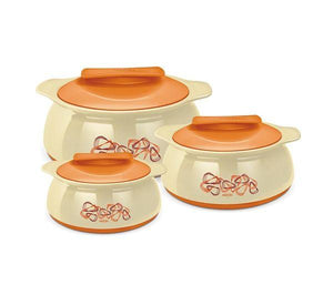 MILTON EXOTIQUE-JR 3PCS CASSEROLE