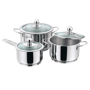 VINOD TUSCANY 3PCS COOKER WARE SET
