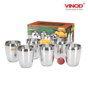 VINOD MANGO GLASS
