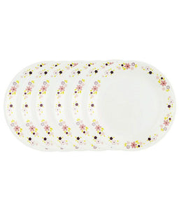 CORELLE FLORAL FANTACY DINNER SET