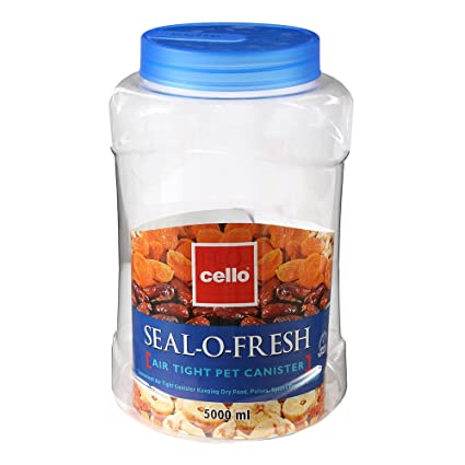 CELLO SEAL O FRESH JAR 5000ML