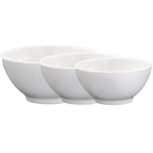 DINEWELL DWHB-3001 RND BOWL 8INCH