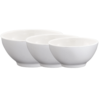 DINEWELL DWHB-3002 RND BOWL 10INCH
