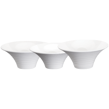 DINEWELL DWHB-3009 FLOWER BOWL 8INCH