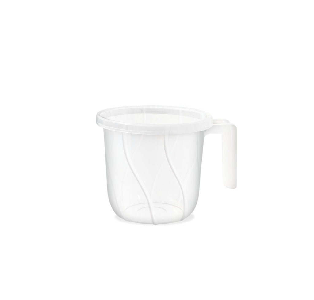 MILTON HH ORBIT TRANSPARENT MUG 1.5LTR