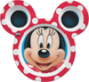 SERVEWELL  KIDS MINNIE FACE PLATE