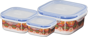 DINEWELL 2039 SQ SMALL CONTAINER 4.4""