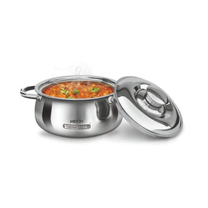 MILTON CAESAR INSULATED STEEL CASSEROLE 2000
