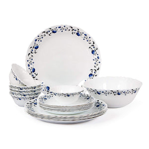 CELLO OPAL IMPERIAL DINNER SET 19PCS VINEA