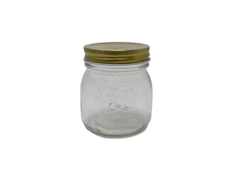 ESTEEM V4055 BRASS LID JAR