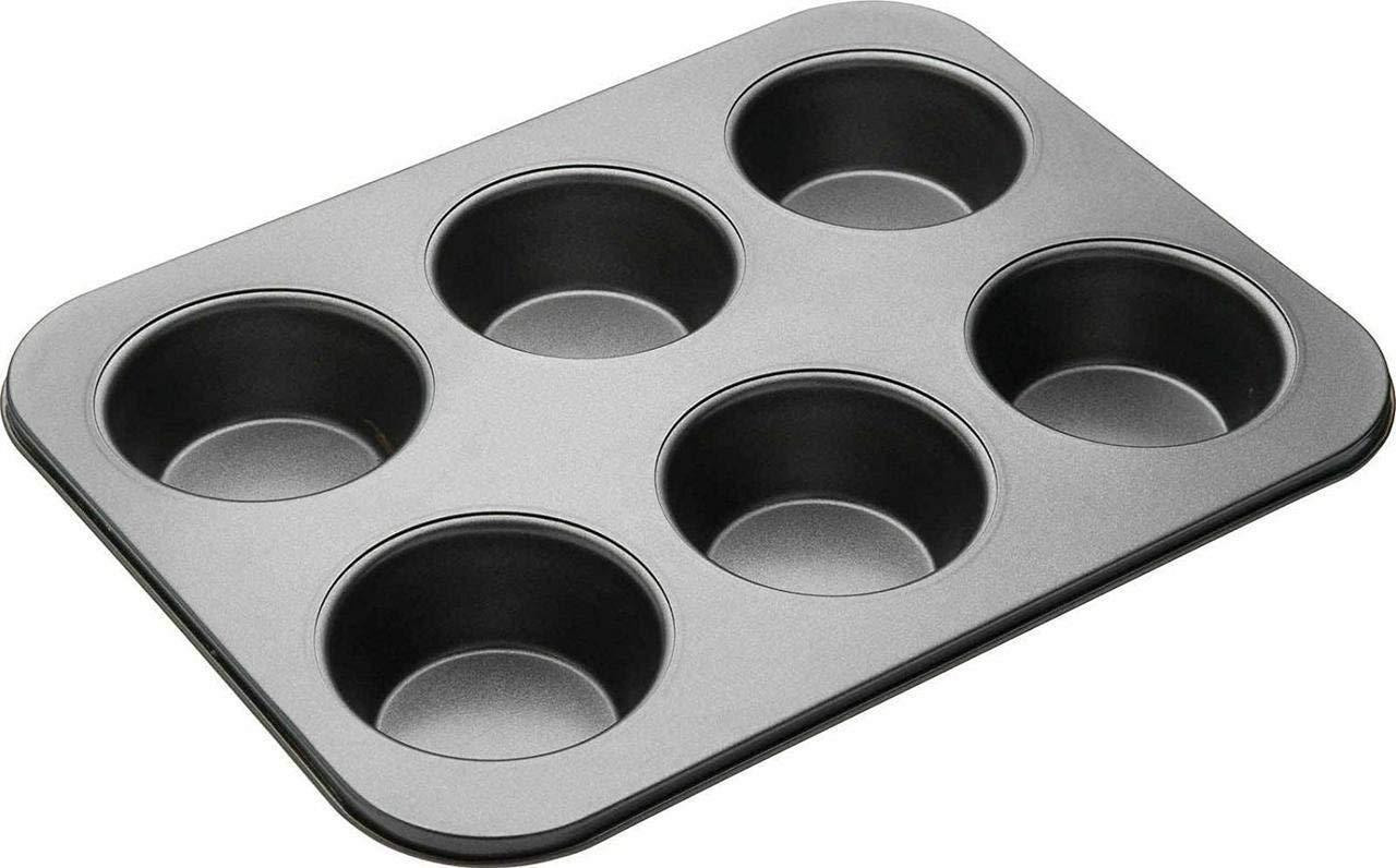 ESTEEM BAKERS V4099 NS MUFFIN MOULD 6 HOLE