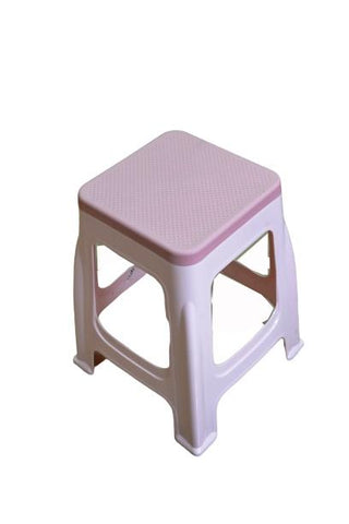 ESTEEM V4172 PLASTIC STOOL SQUARE