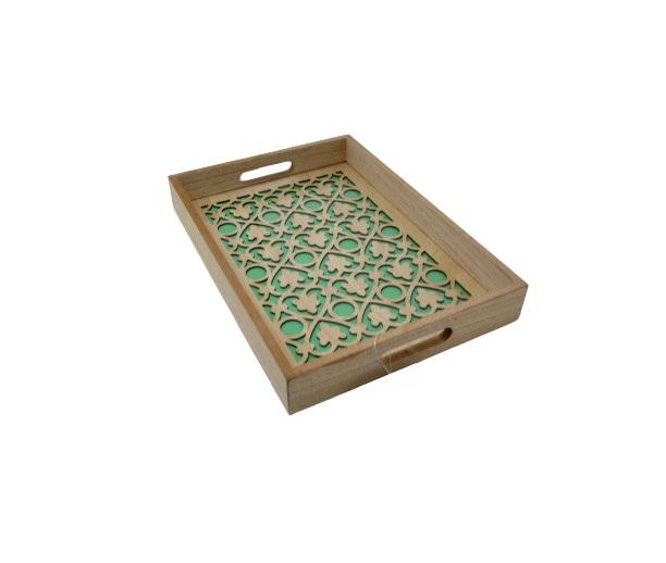 ESTEEM V4236 FILLIGREE TRAY L
