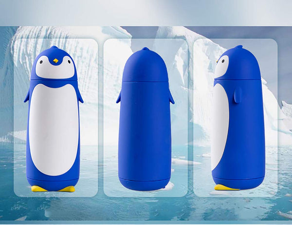 ESTEEM V5111 GLASS BOTTLE PENGUIN 300ML