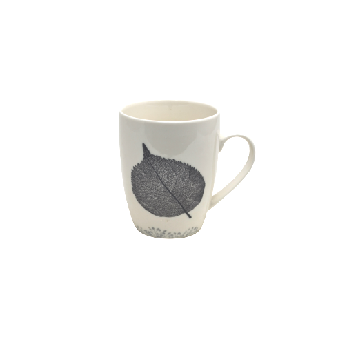 ESTEEM 6036 LEAF CERAMIC MUG 350ML