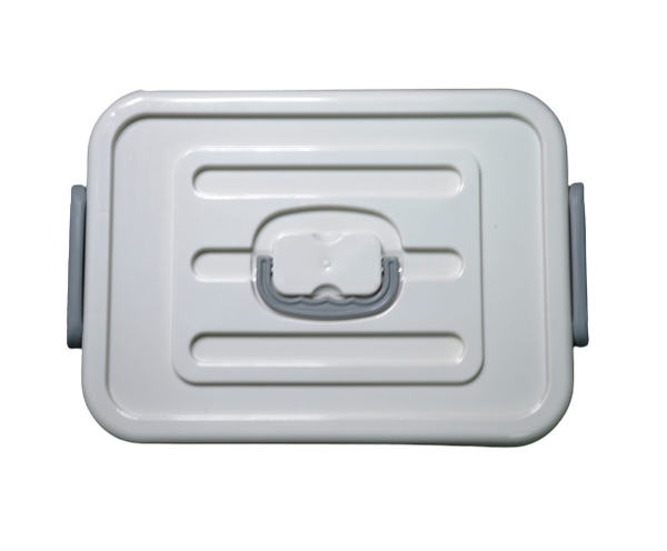 ESTEEM  6047 PLASTIC STORAGE BOX 44CM*32CM*28CM
