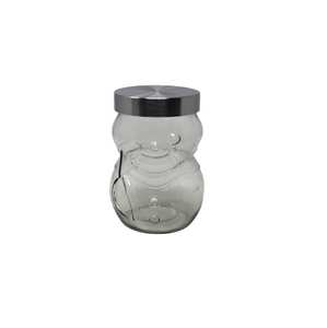 ESTEEM 6090 GLASS SNOW DOLL JARS 1400ML