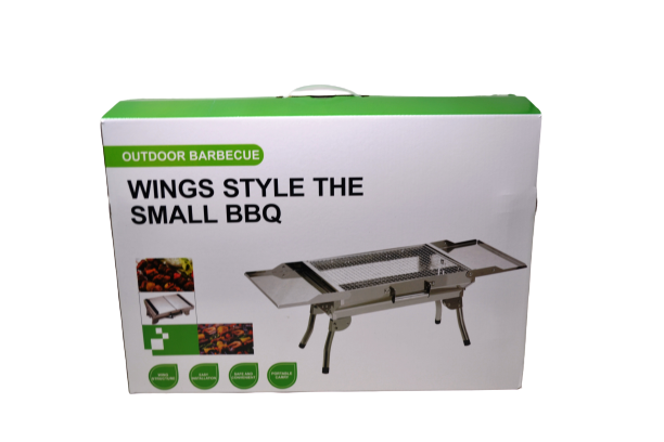 ESTEEM 6168 WINGS STYLE BBQ SMALL