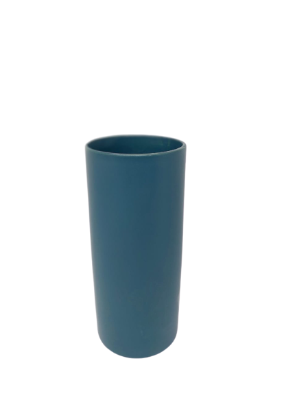 ESTEEM V5052 CERAMIC VASE CYLINDER SMALL