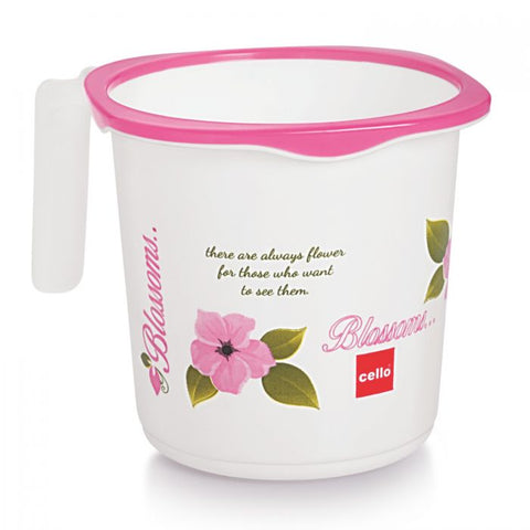 CELLO BLOSSOM MUG 1LTR