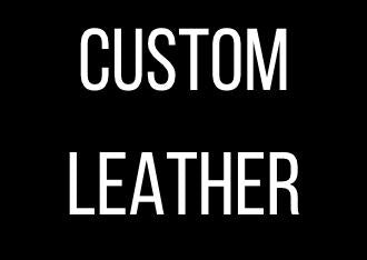 Custom Leather