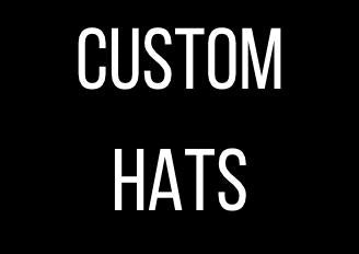 Custom Wide-Brim Hats