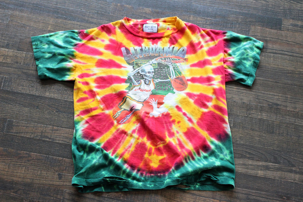 "1992 Grateful Dead ""Team Lithuania"""