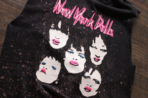 1970's New York Dolls Cut Off