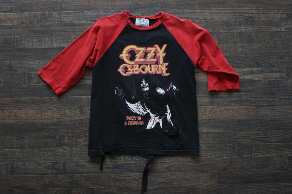 "1981 Ozzy Ozbourne ""Diary of a Madman"""