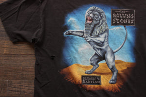 "1997 Rolling Stones ""Bridges to Babylon"""