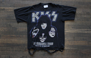 "2000 KISS ""Farewell Tour"""